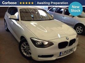 2013 BMW 1 SERIES 114d SE 3dr