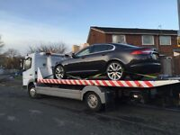 Cheap breakdown recovery towing delivery service for cars and vans in Manchester