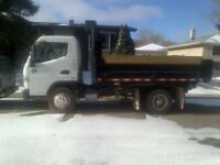 Junk Removal, Diebel's Patch and Pave Ltd