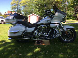 2013 Kawasaki Vulcan Voyager for sale