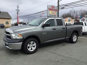 2013 Ram Ram Pickup 1500 4x4 ST 4dr Quad Cab 6.3 ft. SB Pickup