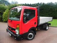 2013 Nissan Cabstar 35.14 BASIC + 2.5dCi 140PS SWB SINGLE CAB TIPPER