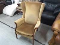 Vintage Parker Knoll Wingback Chair For Reupholstery Project - Can Deliver For £19