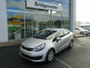 2017 Kia RIO LX+ - LIKE NEW!
