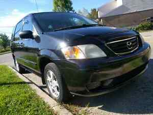 MAZDA MPV 2001, V6, 194000KM, 7 Passagers West Island Greater Montréal image 1