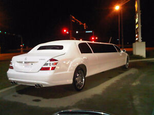Mercedes Limo Stretch Conversion for Sale