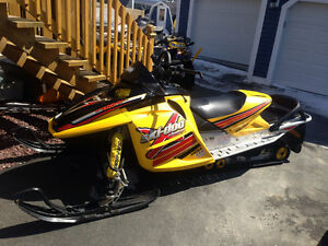 Wanted to buy 2003-08 rev ski-doos working or not St. John's Newfoundland image 1