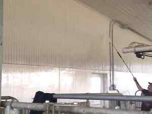 Barn washing and Disinfecting with Supreme Mobile Wash Stratford Kitchener Area image 3