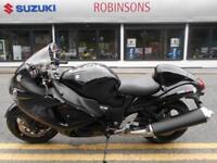 Suzuki Hayabusa, The ultimate sports tourer. Low rate finance.