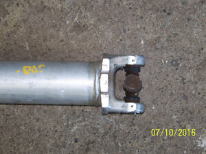 Aluminum drive shaft Windsor Region Ontario image 2