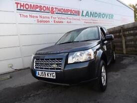 2009 Land Rover Freelander 2 2.2 TD4 S 5dr