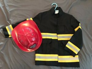Firefighter Costume  Child size small