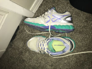 Almost new runners! $50 obo
