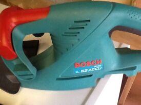 Bosch AHS 52ACCU hedge trimmer