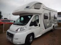 Swift Voyager 695EL 2008 4 Berth Rear U Shaped Lounge Motorhome For Sale