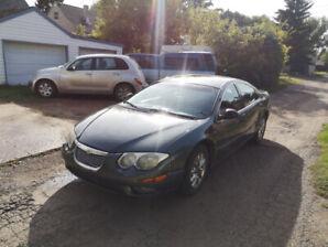 2004 Chrysler 300 M