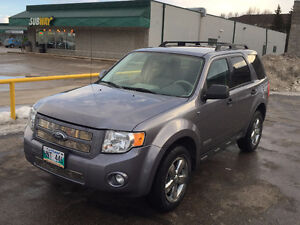 2008 Ford Escape XLT 4WD 3.0L V6 XLT