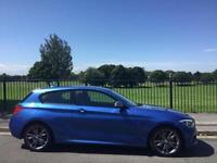 2015 BMW 1 SERIES 3.0 M135I 3D 322 BHP