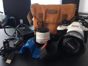 Excellent Condition Pentax K-r DSLR Camera