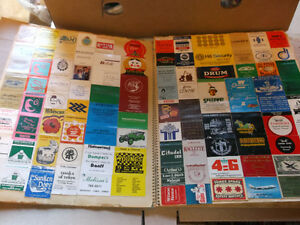 Matchbook collection Cornwall Ontario image 4