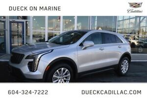 2019 Cadillac XT4 AWD Luxury  -  Heated Seats