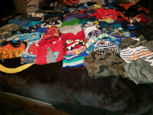 Boys 18 months to 2t clothing
