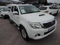 Toyota Hi-lux DIESEL AUTOMATIC 2013/13