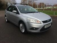 2009 Ford Focus 1.8 Titanium ONLY 61,000 MILES COMPLETE WITH M.O.T AND WARRANTY