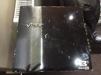 Vibe black box amplifier 2 channel 600 watts