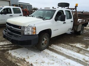 2008 Chevrolet C/K Pickup 3500 4x4 Dually Pickup Truck