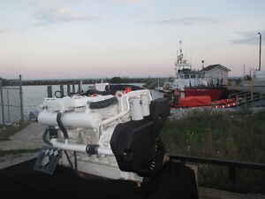 Rebuild and Recon Cummins Marine Engines