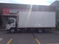 Hino 195 2012 COMME NEUF SEULEMENT 45900 KM !!!!!!!