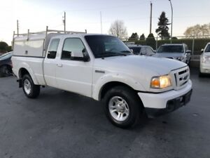 2011 Ford Ranger Sport SuperCab 2WD GAS/ PROPANE