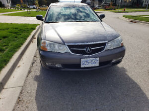 Acura TL only 176k