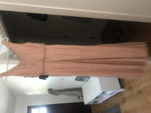 Never Worn Bridesmaid Dress by Adrianna Papell.