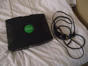 Vend Xbox première génération