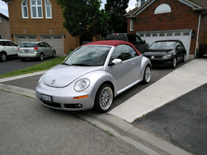 2009 beetle blush edition