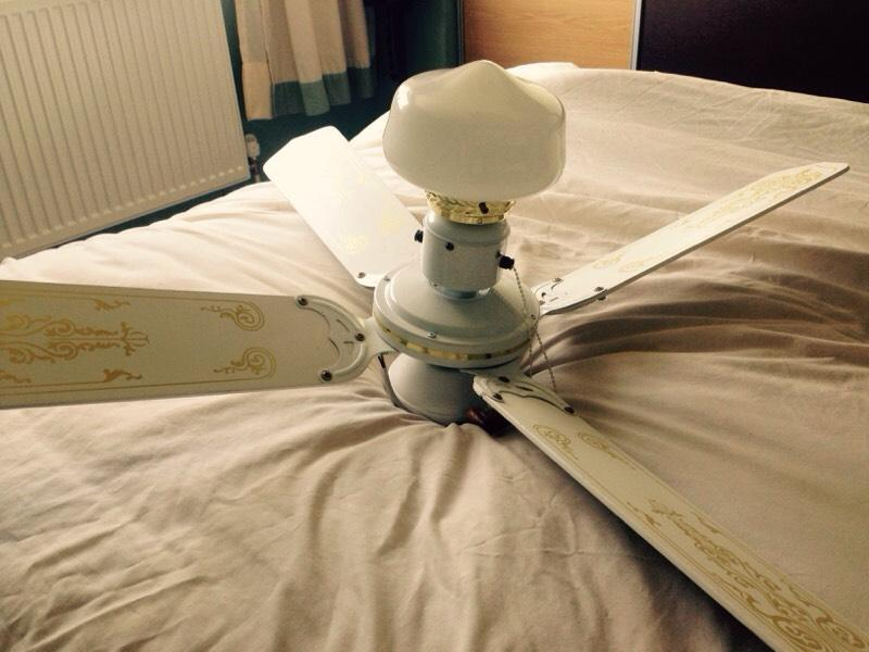 Led Ceiling Lights Gumtree : Ceiling light with fan in nuthall nottinghamshire gumtree