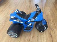 Baby scooter electric