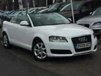 2009 AUDI A3 Cabriolet 1.9 TDI 2d CABRIOLET BLUETOOTH, VERY TIDY EXAMPLE HUGE