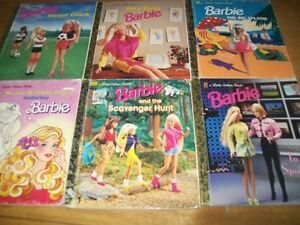 21 Barbie books and dvds St. John's Newfoundland image 1