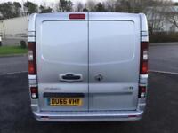 2016 Vauxhall Vivaro 2900 1.6CDTI 115PS Sportive H1 Van 5 door Panel Van