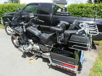 1987 Honda Goldwing with Trailer