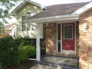 Upper Level of Raised Bungalow in Collingwood
