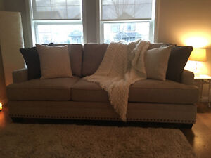 Beautiful Ashely furniture couch Strathcona County Edmonton Area image 1