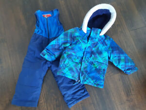 Winter Coat and Snow Pants 2T
