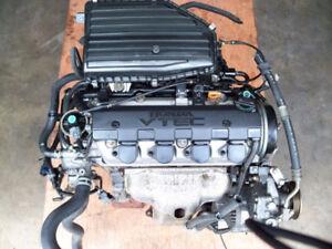 2001 2005 JDM HONDA CIVIC 1.7L ENGINE SOHC VTEC AND NON VTEC
