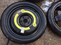 "16"" GENUINE VAUXHALL INSIGNIA SPARE WHEEL"