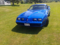 1980 trans am in good condition