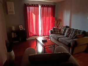 Furnished Room in condo very close to MUN/Health Sciences. $550